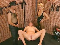 Fat Bitch Abused By Horny Dude A...