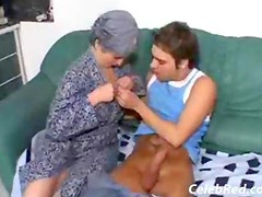 Granny Anal Pumping Cumshot Doggystyle Face Facial Fingering Fucking Granny Hairy