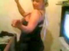 arabic hot bitch from egypt dancing