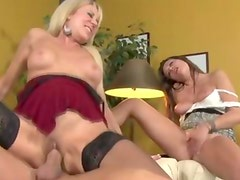 Nasty real stepdaughter