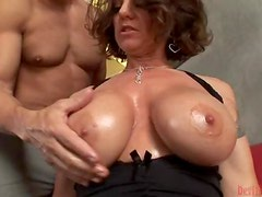 A Very Hard Fuck For A Kinky Mom With Big Tits