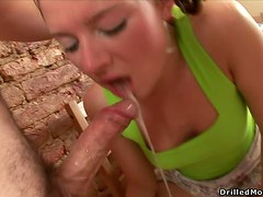 She Wants Desperately to Taste His Cum