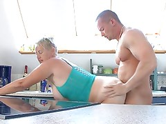 short-haired milf from germany