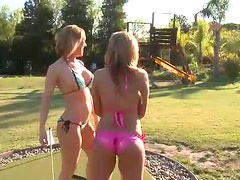 Hot Group Sex In Backyard Party