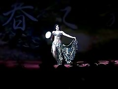Alla Kushnir sexy belly Dance part 19