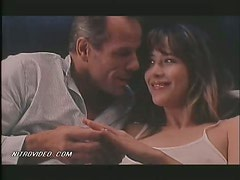 Cute Sophie Marceau And Her Man Go Crazy For Sex
