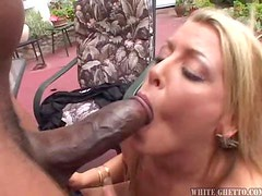 Chelsea Zinn loves this massive black cock in her soaking snatch