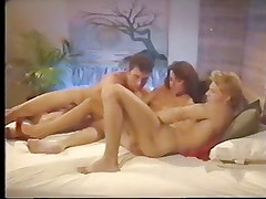 Retro Bareback Bi Sex Threesome