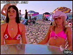 Beautiful Babes Shelly Cole and Teal Redmann Having Fun In Bikini