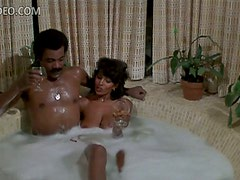 Insanely Hot Ebony Retro Star Pam Grier Exposes Her Tasty Big Jugs