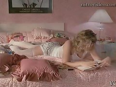 An Incredibly Sexy Teen Madonna In Sexy Lingerie