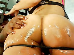 Massive Oiled Asses