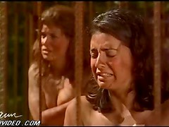 Naked Marsha Dietlein Caged by a Crazy Dude