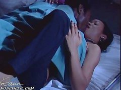 Black Guy Bangs Ebony Babe Rhoda Jordan