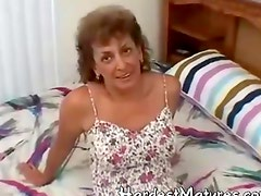Watch mature brunette Elena