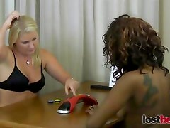 Strip Noname with Ashley and Tiana