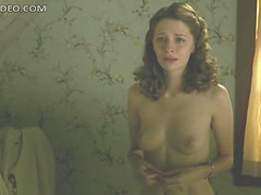 Insanely Sexy Mischa Barton Shows Her Hot Apple Ass and Her Juicy Tits