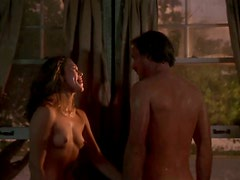 Gorgeous Kathleen Turner Shows Her Tits and Ass in a Hot Scene