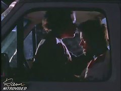 Fucking Tiffany Shepis in the Car and in the Forest