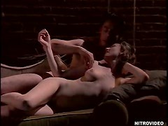 Brandy Davis Loves To Ride Cock