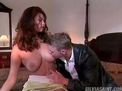 Amazing Anal Sex With The Hot Brunette Tera Patrick