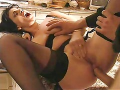 Elodie Cherie anal from Il Tiranno