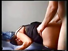 Amateur milf in stockings first time anal