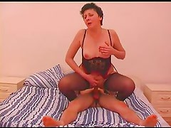 Russian Mom and boy 3