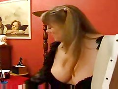 HORNY FRENCH MATURE BBW DEVASTATED  -JB$R
