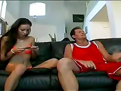 Layla gets a Creampie