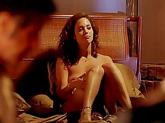 Elizabeth Berkley Any Given Sunday (Topless)