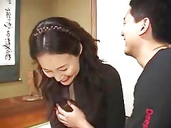 Japanese Mom With A BOY Uncensored