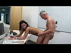 Old fart with beautiful woman PART2 OF 2