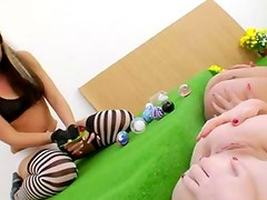 trio of luxury girl2girl fucking hard