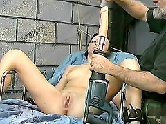 Her sub ass desires hard punishment