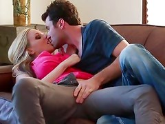 Naughty MILF gets to fuck her daughters BF