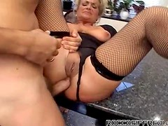 Studs Fuck A Group Of Mature Ladies.