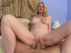 Fucking A Hot Blonde Mom