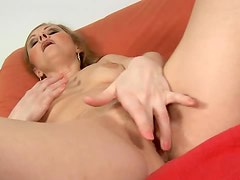 Mature mouth fucking and swallowing