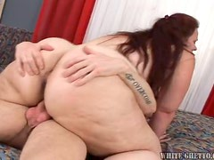 Chubby Mom Fucks Her Boyfriend's Lover in a Hardcore Video
