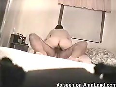 Really hot hardcore amateur sex tape video