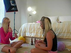 Two Teens Talking About Sex