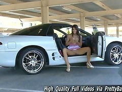 Racquel she s a cute total first timer only 18