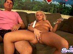 Bree Olson squirts gusher