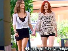 Elle and Malena amateur sexy teen one of the most popular girls