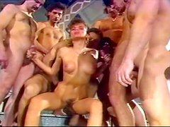 Hot retro compilation with sexy girls getting fucked rough