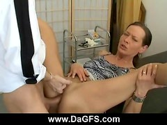 Horny Milf Loves Medical Role Play