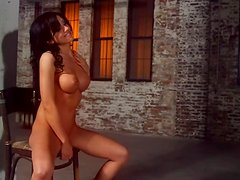 Kristi Michelle is a gorgeous brunette with hot tits