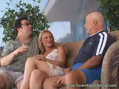 Porn Star Wife Gets Hard Anal Fuck