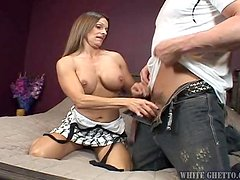 Horny Guy Fucks His Hot Date in a Hardcore Video